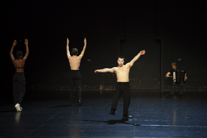 dansers Goldberg Variations